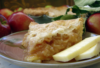 Thibeault's Table The Recipe Collection: Basic Apple Pie