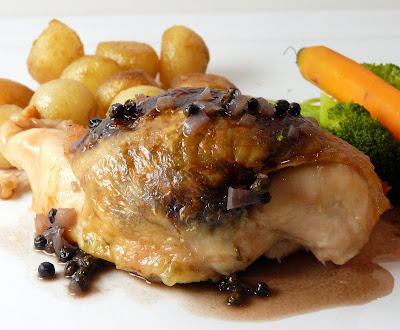 chicken chicken stuffed with savory duxelles recipes dishmaps chicken ...