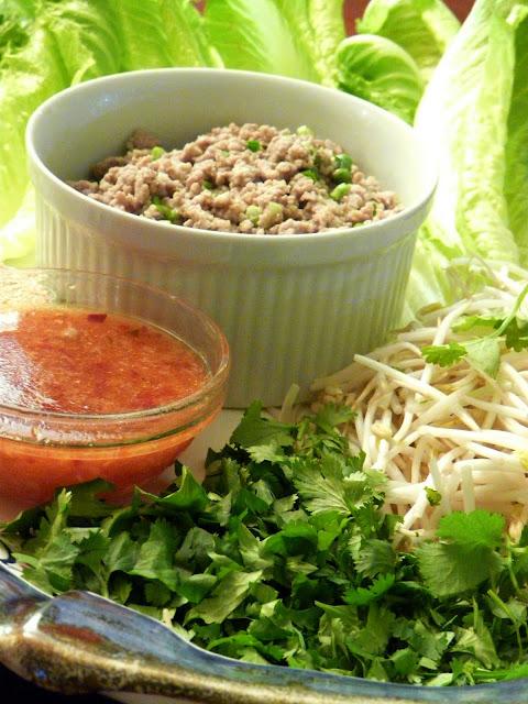 Pf changs chicken lettuce wraps recipe lettuce leaf for Hydroponics mesa az