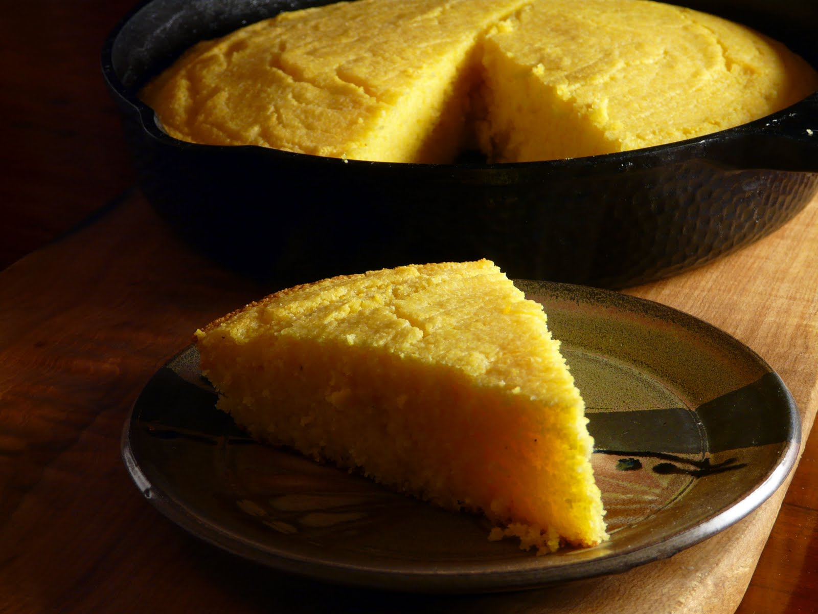 Thibeault's Table: My Favourite Cornbread