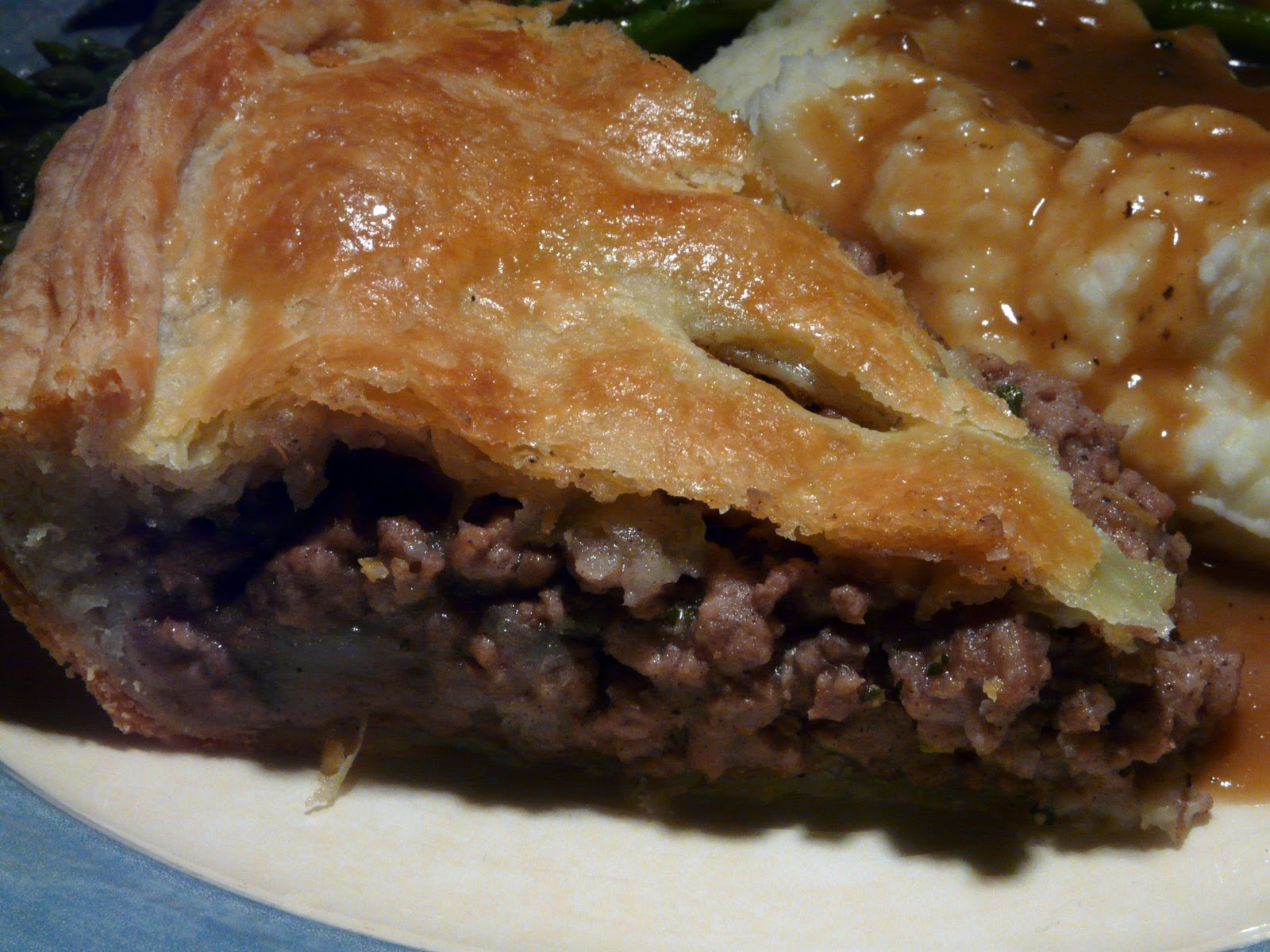 Thibeault's Table: Tourtiere - French Canadian Meat Pie