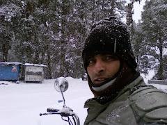 मोटर साईकल यात्रा...