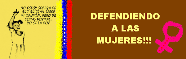 DEFENDIENDOMUJERES!!!
