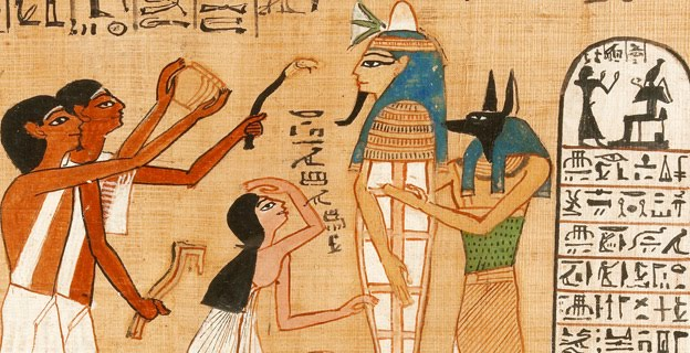 Image result for the egyptian book of the dead