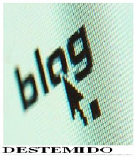 Premio Blog Destemido, otorgado por Melvin y  Clausewitz