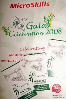 Booklet: MicroSkills 11th Annual Gala Celebration + Wo-Built