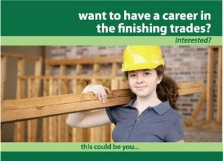 Wo-Built's Pre-Apprenticeship Course for Women in the Finishing Trades