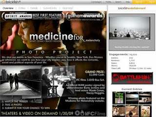 Screenshot Medicine For Melancholy Photo Project 2009