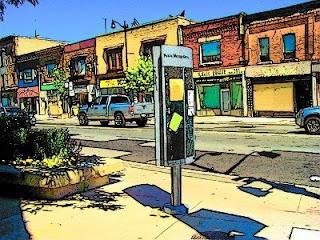 West Toronto Junction, by artjunction.blogspot.com