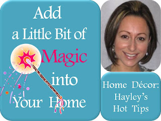 Home Decor: Magic into Your Home: Hailey's Hot Tips, by wobuilt.com