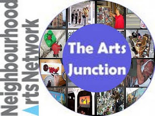 The Arts Junction on the Neighbourhood Arts Network