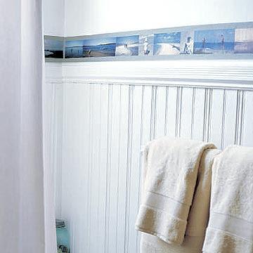 Terramia border de salle de bain - Dalle adhesive salle de bain ...