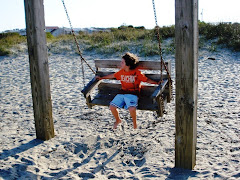 Beatle Swinging at Tybee