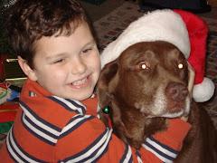 Greyson & Allie December 08