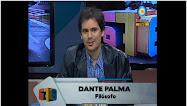 El canal de Dante Palma en Youtube