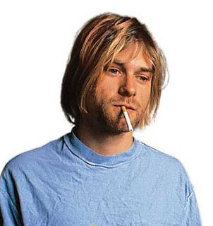 Kurt Cobain Vocalista no Nirvana sofreu overdose por heroína e