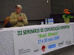 III SEMINRIO DE COMUNICAO ESPORTIVA  - BRASIL OLMPICO