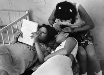 Otras madres adolescentes han conseguido