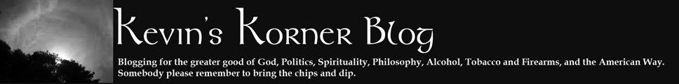 Kevin's Korner Blog