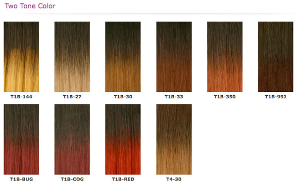 The Wigs Blog How To Choose Hair Color For Your Wig