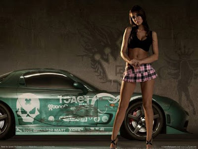 need for speed Undercover + Wallpaper