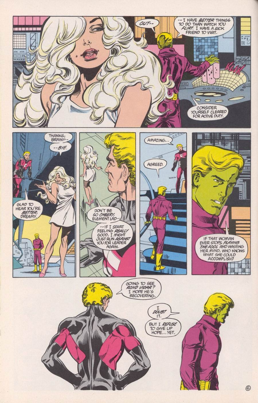 Tales of the Legion Issue #353 #40 - English 7