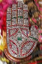 Annamalaiyar's Blessing Hand