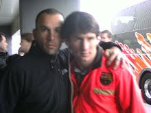 Amb el millor jugador del món