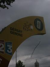El Tour a la ciutat de Girona