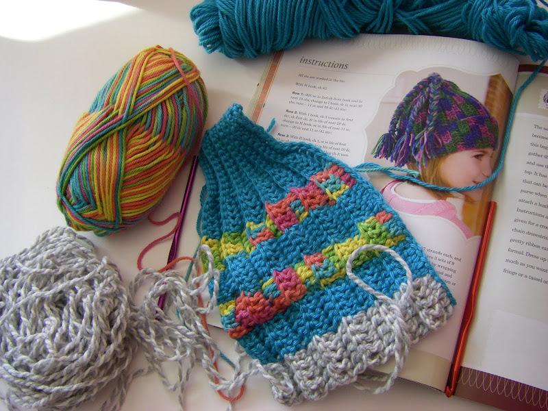 Yarn Companies Free Knitting Patterns : CROCHET TOBOGGAN PATTERNS FREE PATTERNS