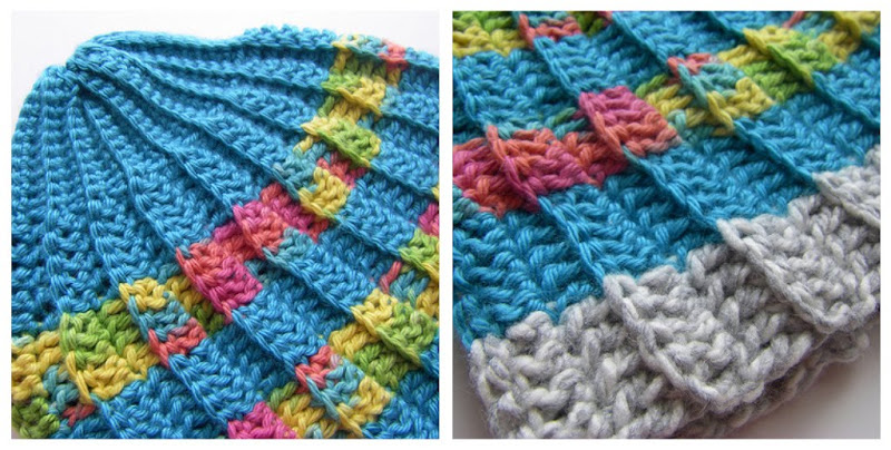 crocheted toboggan on Etsy, a global handmade and vintage marketplace.
