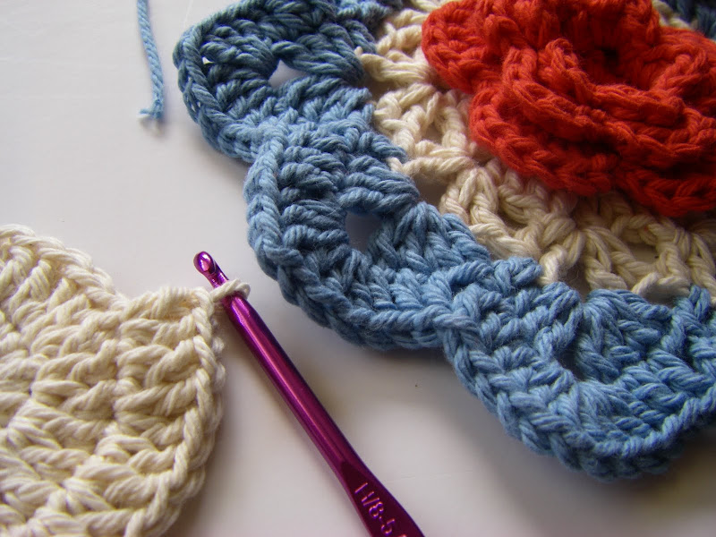 Free Crochet Potholder Patterns For Beginners : FREE CROCHETED POTHOLDER PATTERN ? Easy Crochet Patterns