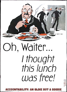 No Free Lunch! Corporations & Banks Must Be Held Accountable