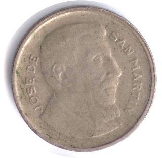 Нумизматика Старинная монета Аргентины monedas antiguas Argentina  Antike Münzen Argentinien Pièces de monnaie antiques Argentine Ancient coins Argentina
