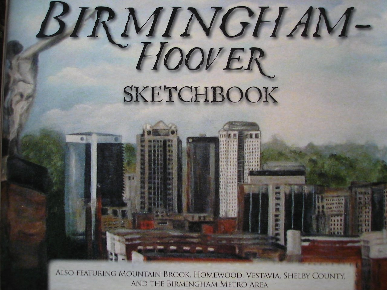BIRMINGHAM SKETCHBOOK