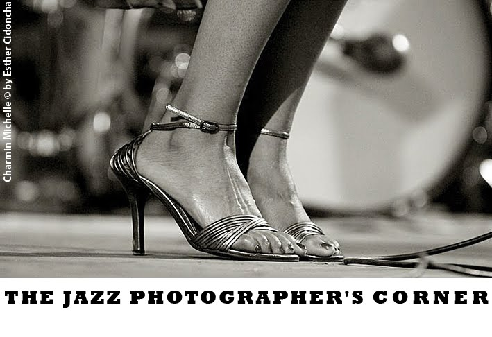 The Jazz Photographer's Corner