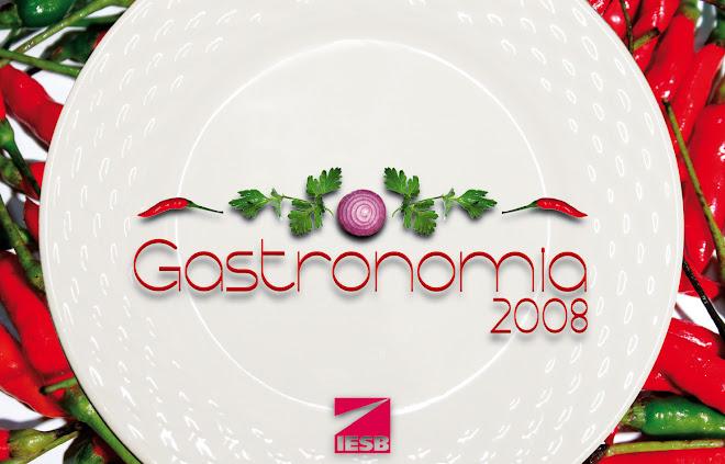 Convite - Formatura Gastronomia Iesb