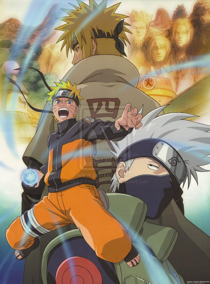 Naruto navidad