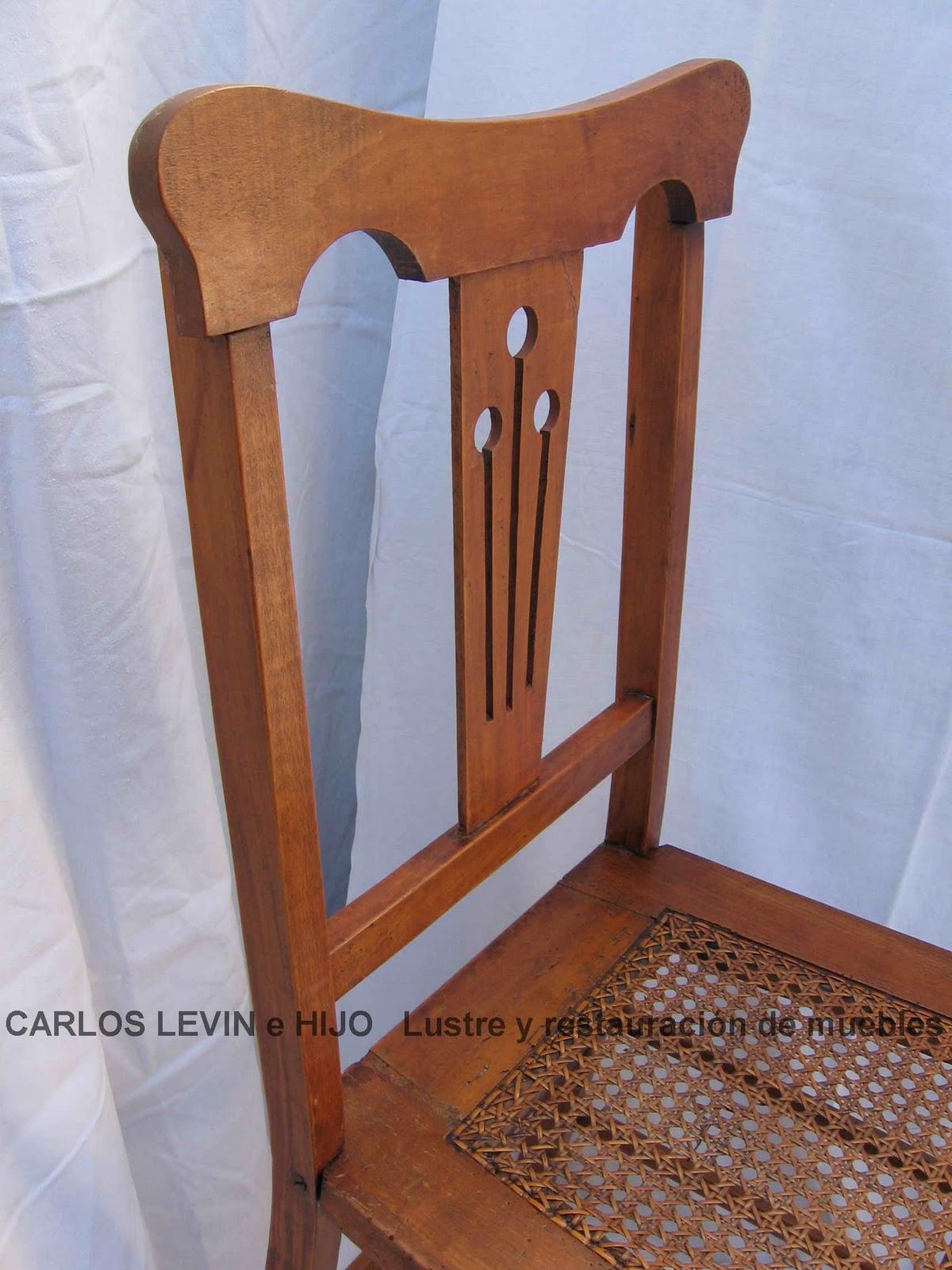 Argentina restauracion y lustre de muebles sillas for La contra muebles