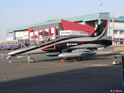 Hawk AJT India