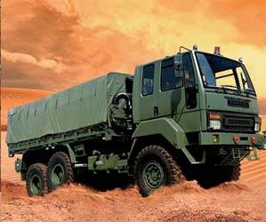 AShok Leyland Stallion