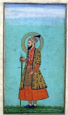 Aurangzeb as a young man