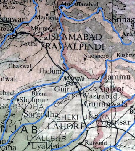 Jammu border