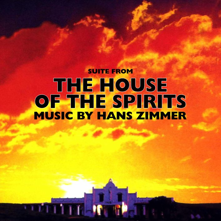 Le blog de chief dundee the house of the spirits suite for Hans zimmer house