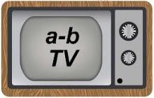 Do you watch a-b TV?