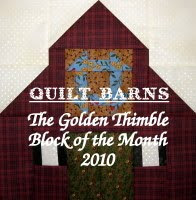 Quilt Barns Block of the Month