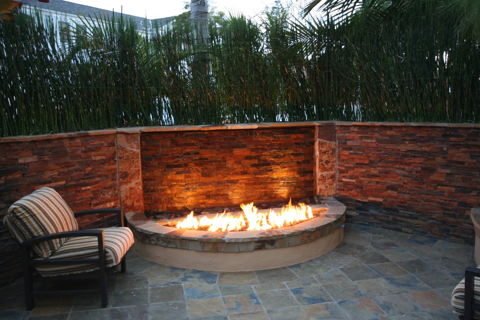 torrey pines landscape co inc outdoor fireplaces and firepits. Black Bedroom Furniture Sets. Home Design Ideas