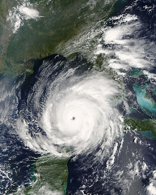 >Despite everything, we haven't seen a major US landfalling hurricane since 2005 on US shores