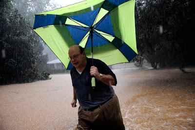 >Atlanta Floods, Blame Global Warming!