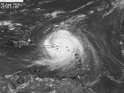 >We now have MAJOR Hurricane Earl, What lies ahead?